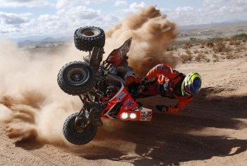 Dakar Rally 2017 khốc liệt với những cung đường khó nhằn nhất Nam Mỹ