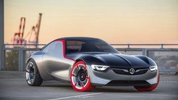 Vauxhall dự định đưa concept GT vào sản xuất