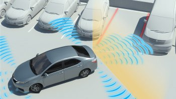 Công nghệ Toyota giảm 70% tai nạn do nhầm chân ga