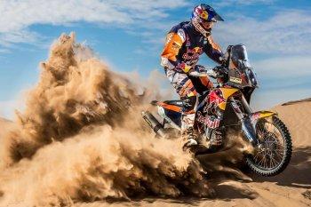 Những hạt giống mùa giải Dakar Rally 2017
