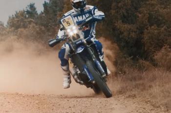 Yamaha tung mô tô khủng đua giải Dakar Rally 2017