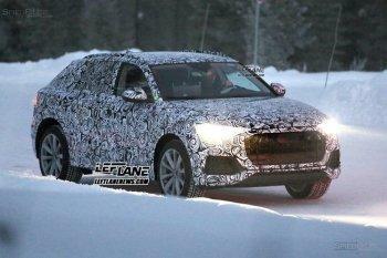 Audi Q8 mới lộ diện trên đường chạy thử