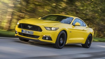 Ford lên kế hoạch sản xuất Mustang hybrid