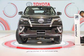 Xem trực tiếp buổi ra mắt Toyota Fortuner 2017