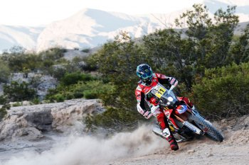 Dakar 2017 chặng 3: đến lượt Honda tỏa sáng