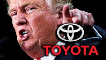 """Sau GM và Ford, đến Toyota """"gặp khó"""" với Donald Trump"""