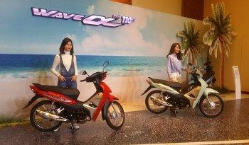 Honda ra mắt Wave Alpha mới, giá 17.790.000 đồng