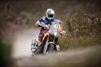 Dakar 2017 chặng 5: sự trỗi dậy của KTM