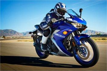 Phiên bản nâng cấp Yamaha R3 2017 chính thức trình làng