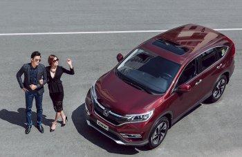 Honda Vietnam lập kỷ lục bán hơn 1 vạn ô tô năm 2016