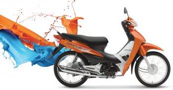 Điểm lại 15 năm dòng xe Honda Wave Alpha ở Việt nam
