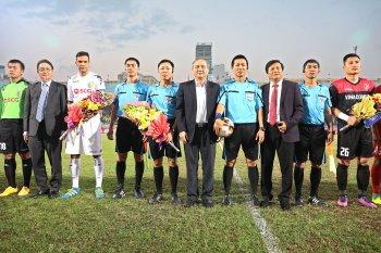 Toyota V.League 2017 chính thức khai màn tại Hà Nội