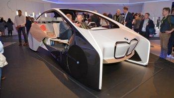 Xu hướng thiết kế nội thất tương lai của BMW