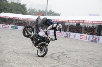 Sắp diễn ra giải biểu diễn lái xe môtô đỉnh cao tại Đà Nẵng