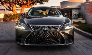 Thế hệ thứ 5 Lexus LS chính thức trình làng