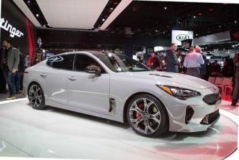 """Những mẫu xe """"hot"""" nhất Triển lãm Detroit Auto Show 2017"""