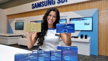Bất chấp tai tiếng, Samsung phát triển pin xe điện phạm vi tới 600km