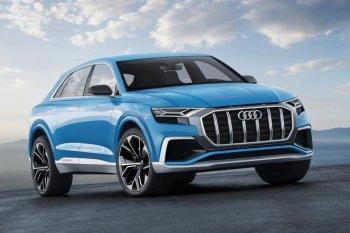 Audi Q8 Concept sẽ là siêu SUV hạng sang mới