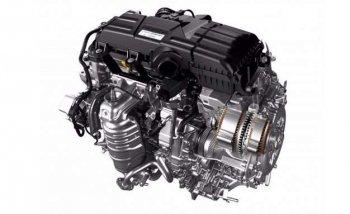 Honda sắp tiết lộ động cơ hybrid kiểu mới