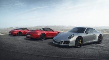Porsche 911 GTS 2017 về Việt Nam giá từ 8,23 tỷ đồng