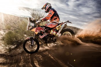 KTM chính thức đăng cai vô địch lần thứ 16 tại Dakar Rally 2017