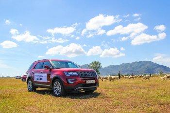Ford Việt Nam bán được bao nhiêu xe năm 2016