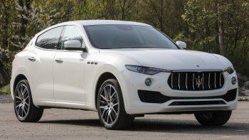 Maserati triệu hồi Levante S 2017 tại Mỹ