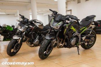 Chi tiết Kawasaki Z650 ABS và Z900 ABS vừa ra mắt tại Việt Nam