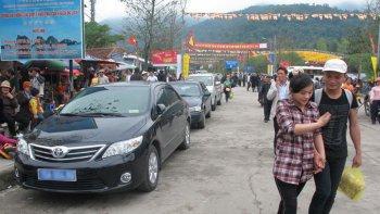 Quảng Bình nghiêm cấm lãnh đạo lái xe công