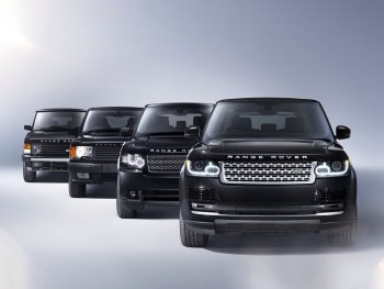 48 năm biến đổi Range Rover qua clip 1 phút