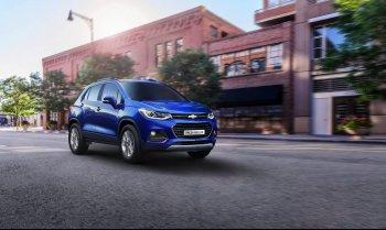 Đếm công nghệ an toàn trên Chevrolet Trax 2017