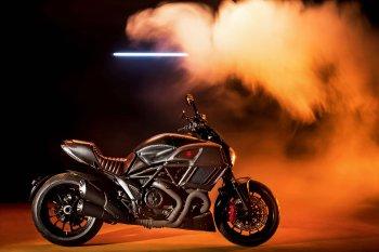 "Ducati tung Diavel Diesel phiên bản giới hạn ""dữ dằn"""
