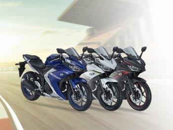 Yamaha YZF-R25 2017 tăng giá bán