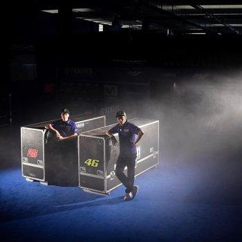 Movista Yamaha MotoGP nhá hàng mẫu xe chiến lược cho mùa giải 2017