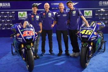 Đội đua Yamaha ra mắt tay đua và xe đua mới cho MotoGP 2017
