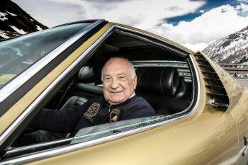 Cha đẻ Lamborghini Miura đột ngột qua đời