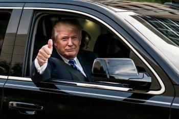 """4 """"xế hộp"""" yêu thích của tân Tổng thống Mỹ"""