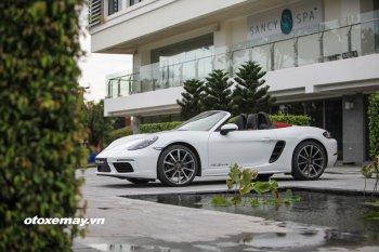 Có 237.778 xe Porsche đến tay khách hàng trong năm 2016