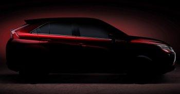 Mitsubishi sẽ cho ra mắt mẫu SUV hoàn toàn mới vào tháng 3 tới đây
