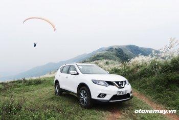 Nissan X-Trail vượt núi nhẹ như chơi