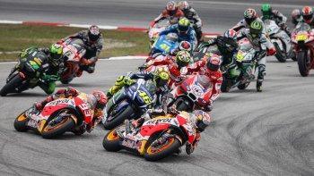 Lịch đua chính thức MotoGP mùa giải 2017