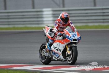 Casey Stoner bước vào đợt chạy thử đầu tiên cho Ducati