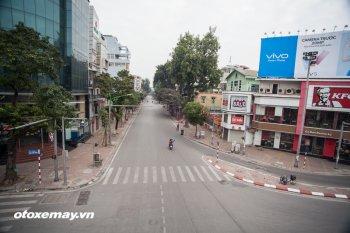 Hà Nội trở về với sự tĩnh lặng của đầu thế kỷ 20