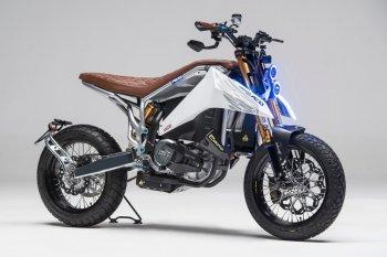 Aero E-Racer: mô tô điện siêu chất giá gần tỷ
