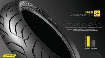 Dunlop giới thiệu mẫu lốp mới đánh bật Michelin