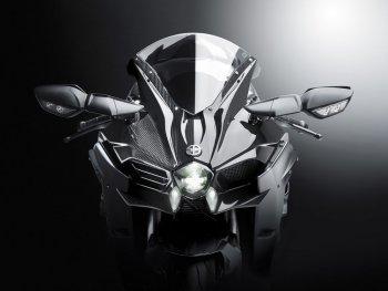 Sẽ chỉ có 120 chiếc Kawasaki Ninja H2 Carbon 2017