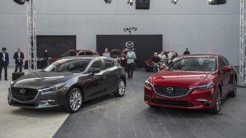 Mazda 3 2017 chính thức ra mắt, giá từ 24.000 USD