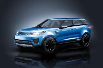 Range Rover Velar: Đối thủ mới của Porsche Macan
