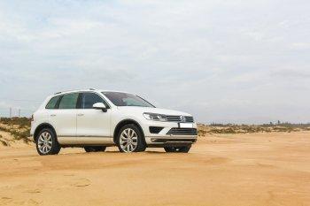 Volkswagen Việt Nam khuyến mãi lớn cho khách mua xe dịp Tết