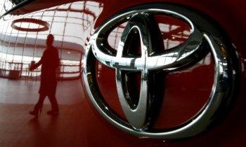 Lợi nhuận Toyota giảm tới 40% trên toàn cầu